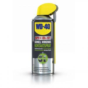 WD-40 Contactspray met ingebouwde riet 400ml
