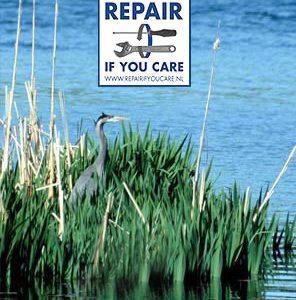 reparatie van uw stofzuiger of lamp