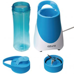 Azura Smoothiemaker blender to go 600ml nu met 2 gratis bekers