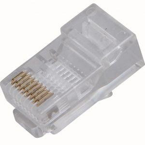 RJ45 Cat6 Modulair plug internet