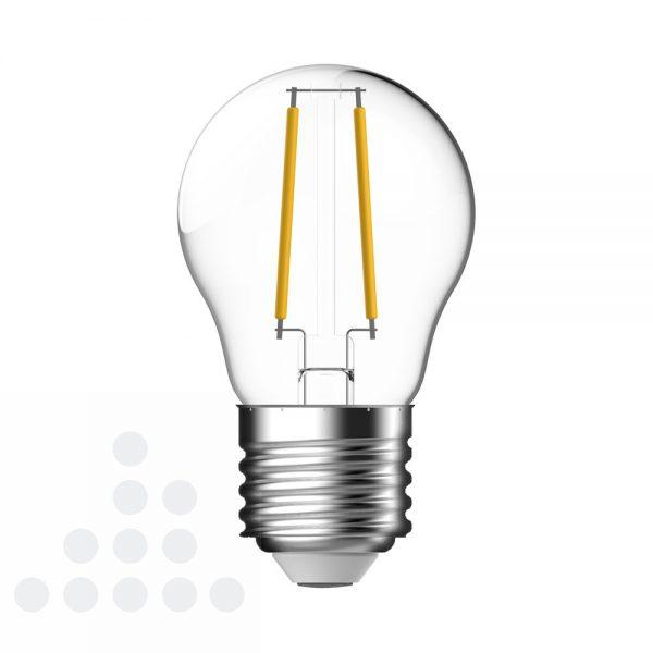 Kogel-helder-filament-E27