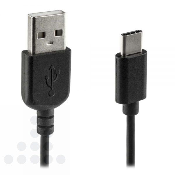 USBC_2meter_zwart