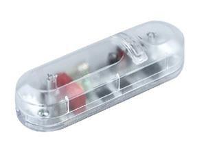 Arditi LED Snoerdimmer transparant 4-25 watt led 4-150 watt halogeen en gloeilamp