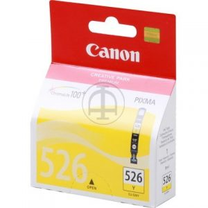 Canon_CLI526Y