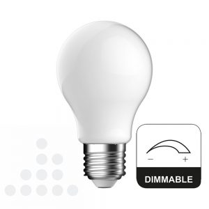 Energetic LED kogellamp dimbaar mat E27 / 4,8 watt 470 lumen