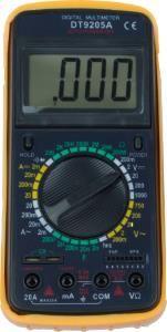 Multimeter Digitaal met rubber bescherming