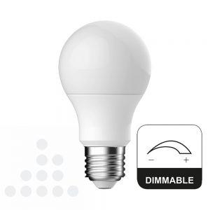 Energetic LED standaard mat E27 6w 470 lumen