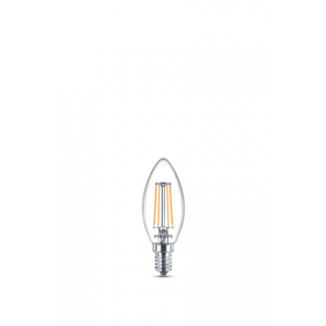 Philips LED kaarslamp E14 470lumen 4watt