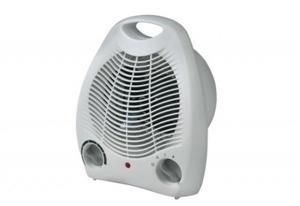 Ventilatorkachel met thermostaat 2000 watt