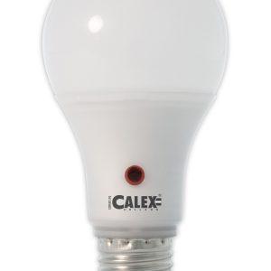 Calex Ledlamp met licht - donker sensor 710 lumen