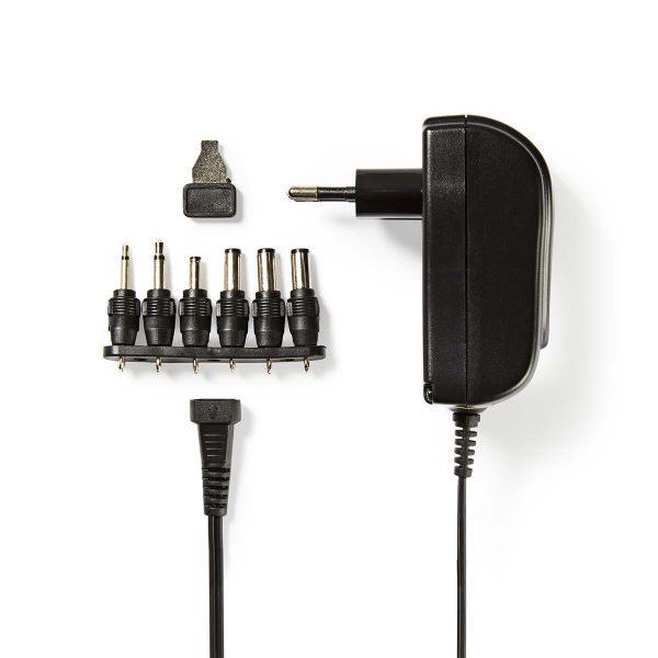Universele netvoeding adapter 1500mA