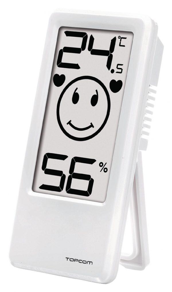 Thermometer hygrometer voor binnen