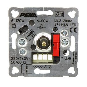 Peha led dimmer 6-60 watt