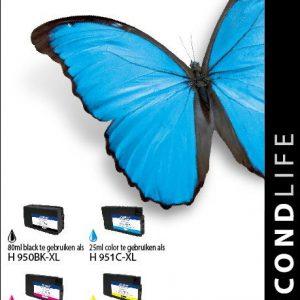 Secondlife HP950-951 Multipack