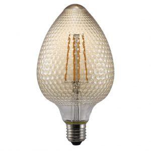 Nordlux Avra Nut Deco Led lamp 200lm 2watt E27 Amber 2200K