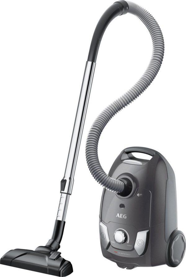 AEG stofzuiger VX4 X Efficiency zilvergrijs